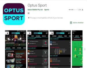 Optus FIFA World Cup 2018 paketi