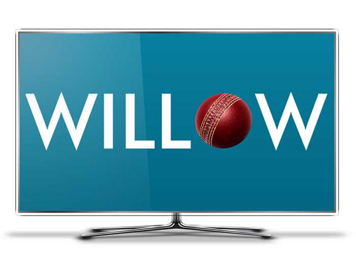 WillowTV untuk streaming ipl